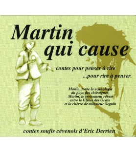 CD Eric Derrien - Martin qui cause