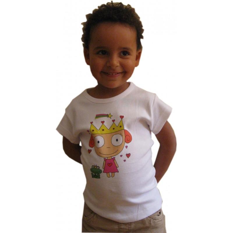 Tee-shirt princesse