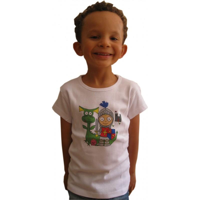 Tee-shirt chevalier