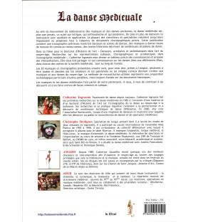 La danse médiévale Volume 2 - Catherine Ingrassia, Christophe Deslignes et Xavier Terrasa