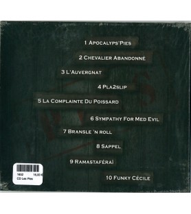 CD Les Pies - Piestification