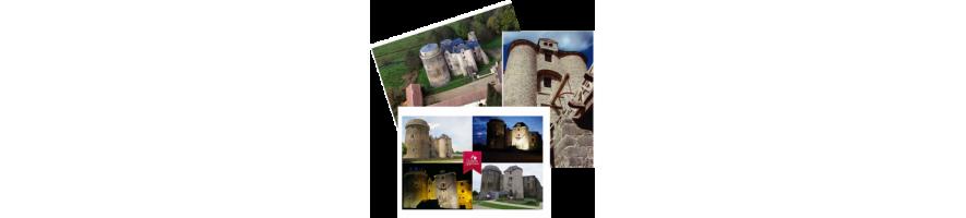 Cartes postales du château