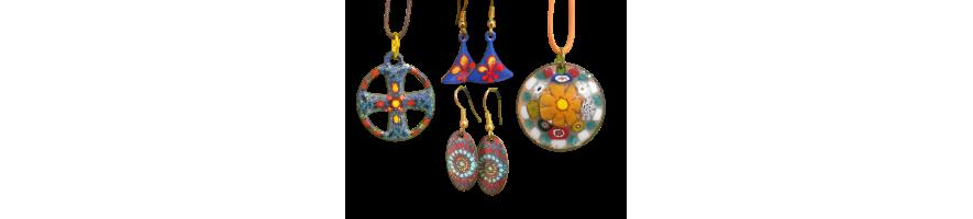 Bijoux d'inspiration médiévale
