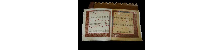Bibliothèque, librairie, collection moyen-âge