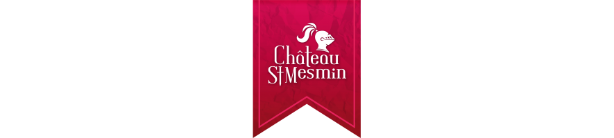 Produits griffés Château de Saint Mesmin