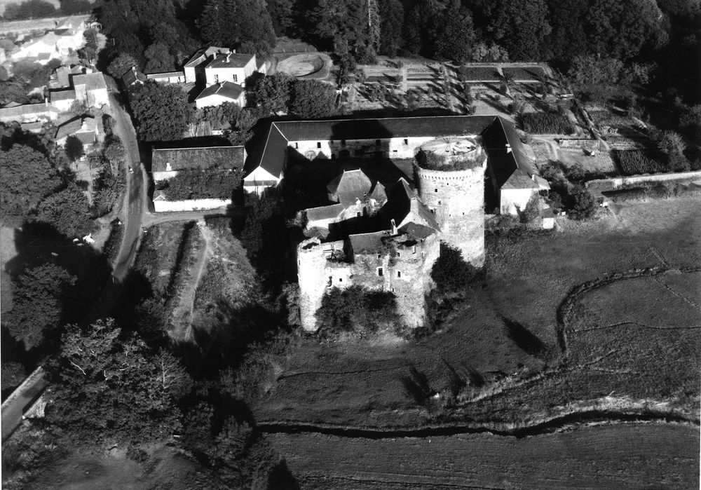 Aerial view, 1962